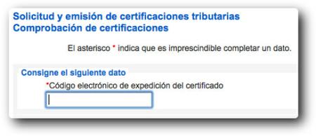 Comprobar certificado contratistas