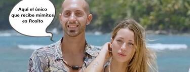 El debate de 'La Isla de las Tentaciones 2': una soltera descubre cuánto tiempo llevaban sin sexo Mayka y Pablo antes de entrar al programa