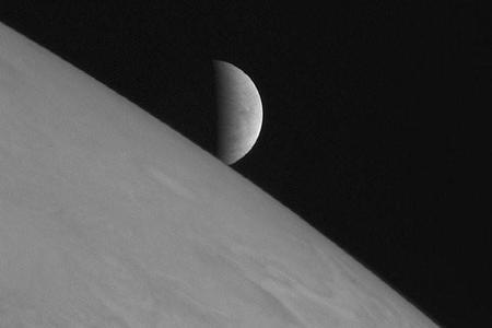 La NASA prueba un taladro láser para una de las lunas de Júpiter