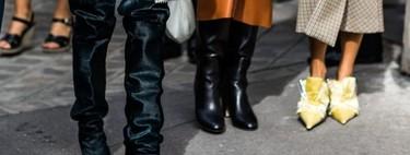¡Bye botas calcetín! Zara recupera la caña ancha con estas siete propuestas de nueva temporada