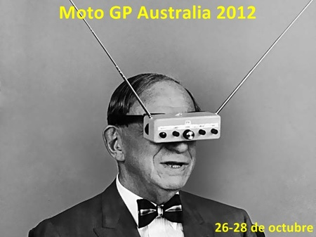 MotoGP Australia 2012: dónde verlo por televisión
