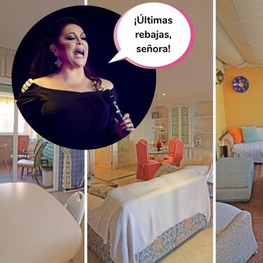 El motivo por el que Isabel Pantoja ha tenido que rebajar 300.000 euros del precio de su ático de Fuengirola
