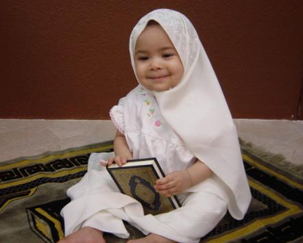 ¿Practican el Ramadán los niños pequeños?