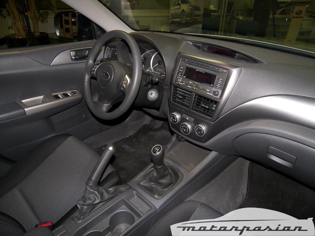 Foto de Presentación Subaru Impreza 2007 (15/33)