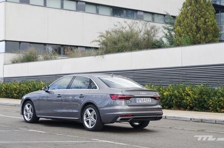 Audi A4 2020 Prueba 023
