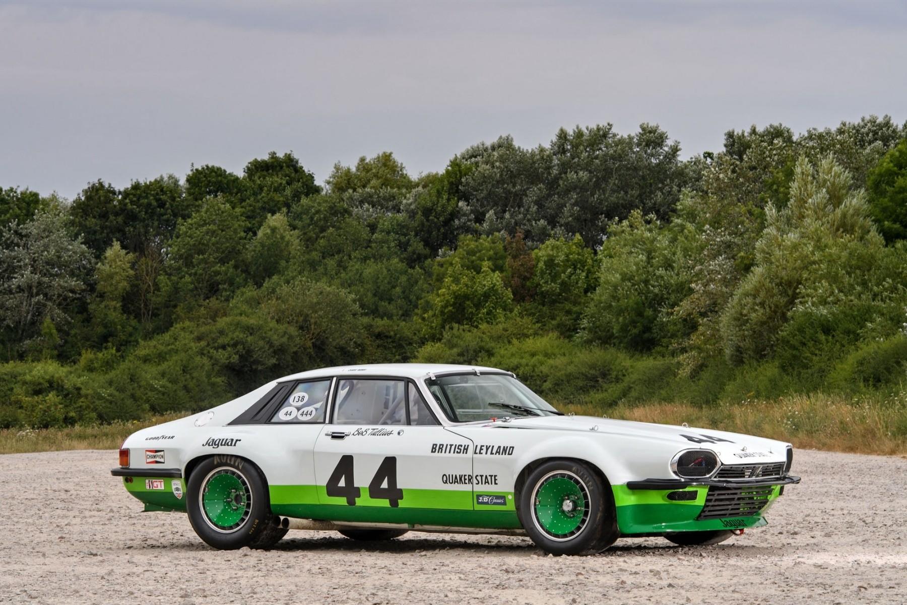 Foto de Jaguar XJ-S Trans-AM 1978 (12/22)