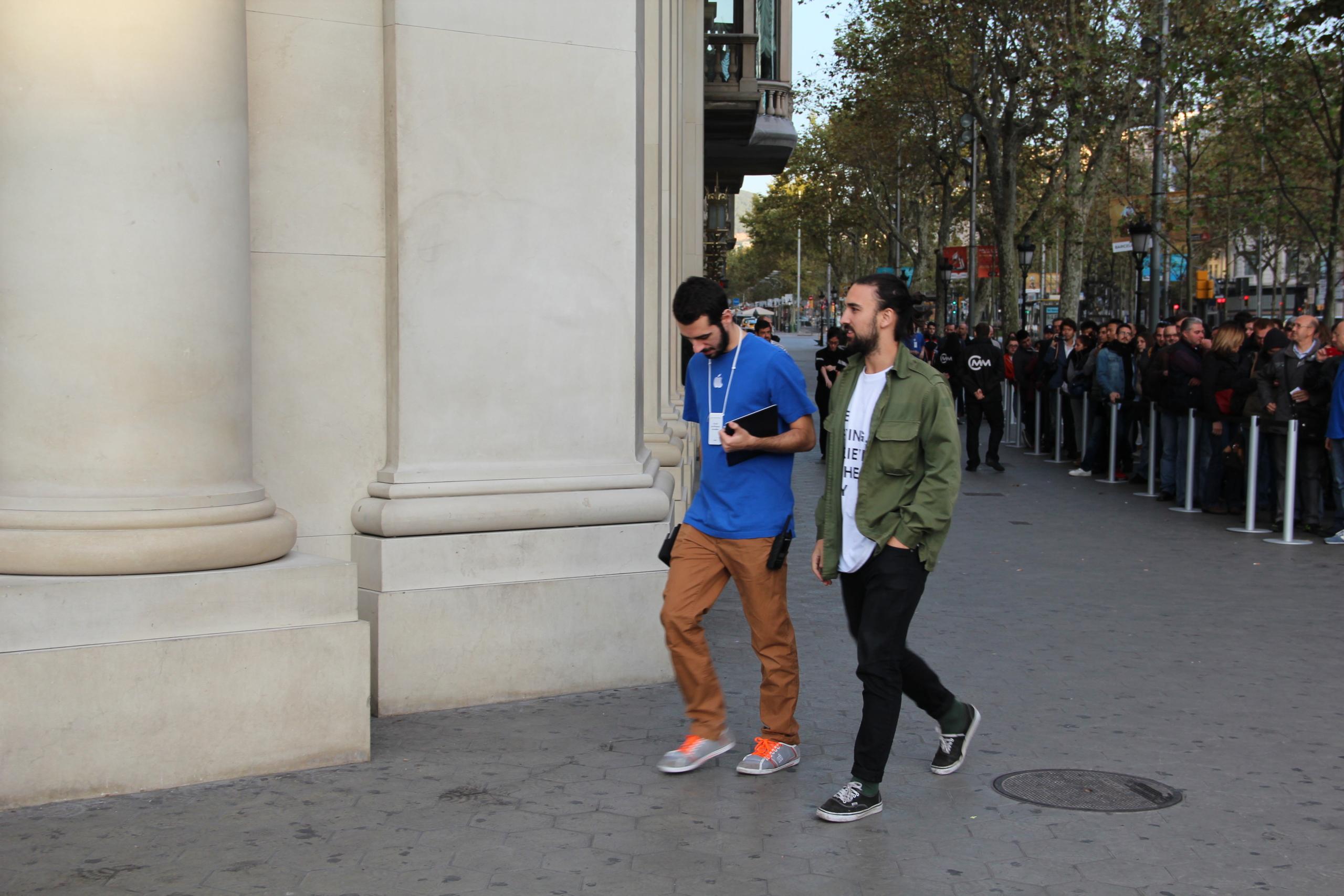 Foto de Lanzamiento del iPad Air en Barcelona (27/30)