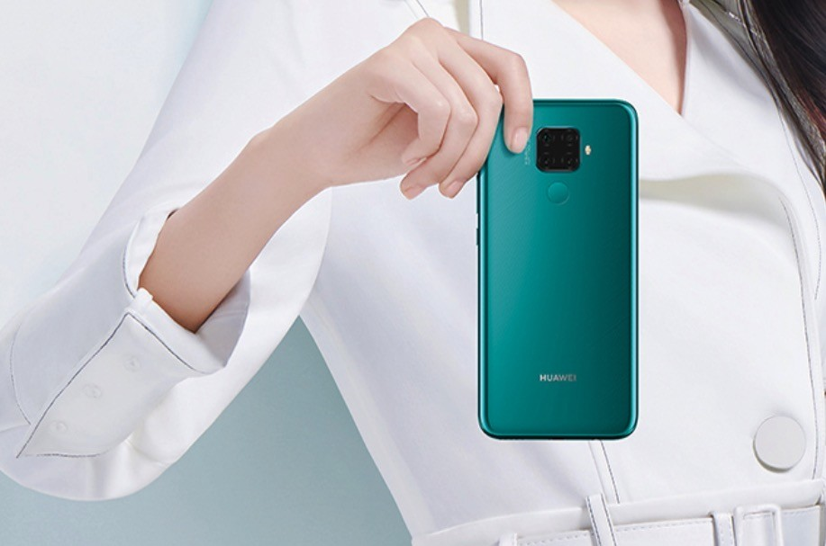 Huawei Nova 5i Pro: four cameras and 6,26 inch perforated for the possible Huawei Mate 30 Lite international