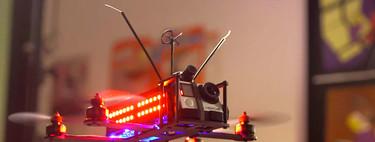 Carreras de drones: así está naciendo un nuevo y espectacular deporte tecnológico