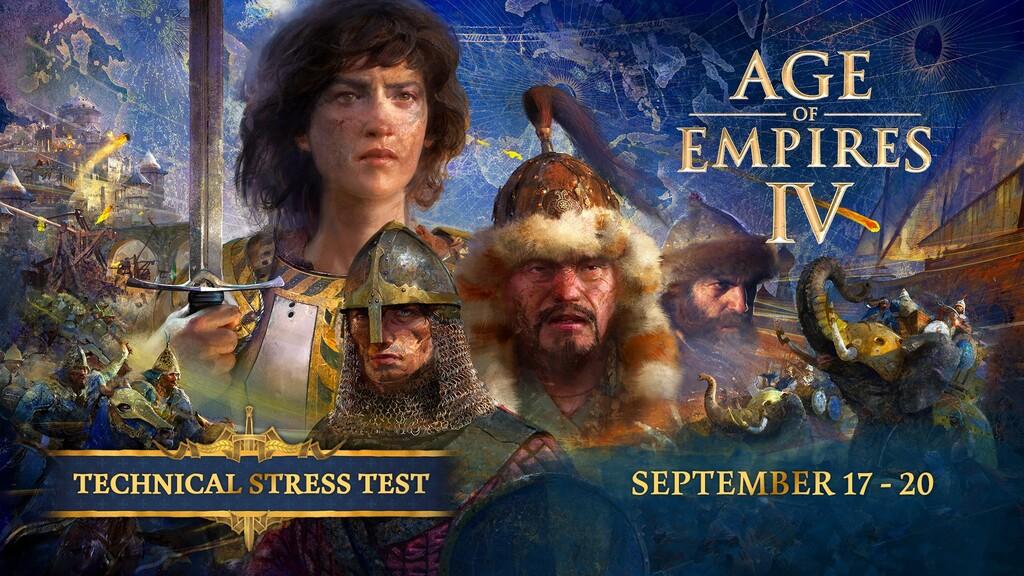 Llegó la hora del Wololó: Age of Empires IV celebrará una prueba abierta y gratis para todos. Así puedes participar
