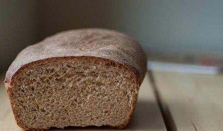 Pan de vino, la última creación del panadero Domingo Alonso
