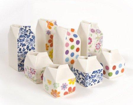 La cerámica divertida de Hanne Rysgaard