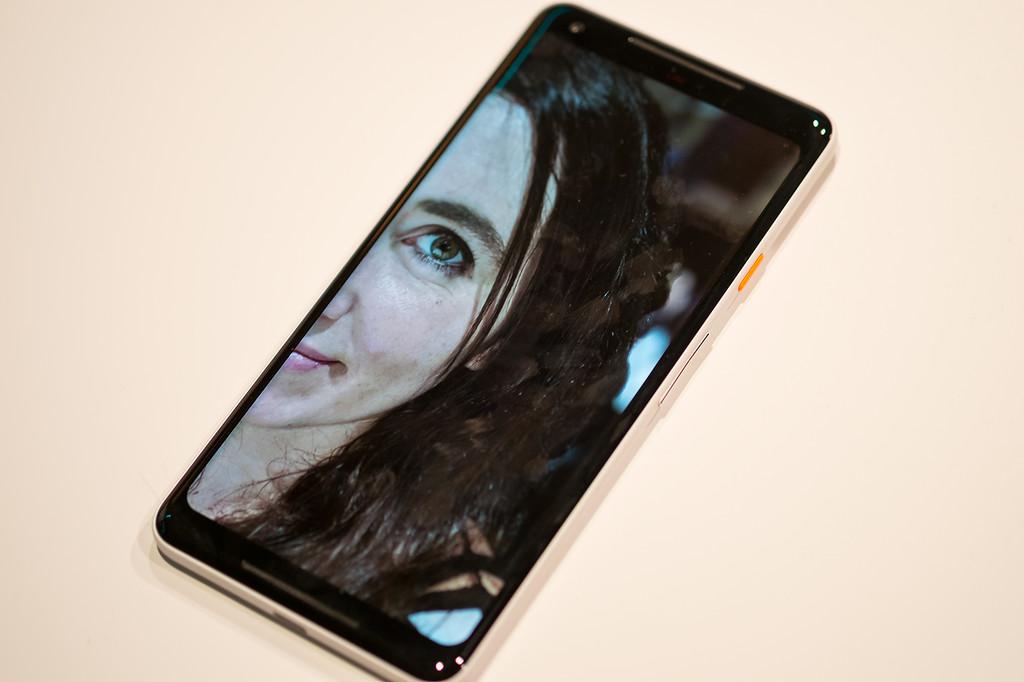 Pixel dos Xl Modo Retrato Foto