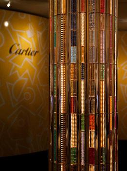 Columna de Mendini para Cartier