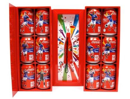 Coca Cola lanza una edición especial para el Mundial