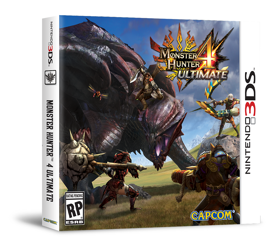 Foto de Monster Hunter 4 Ultimate (1/2)