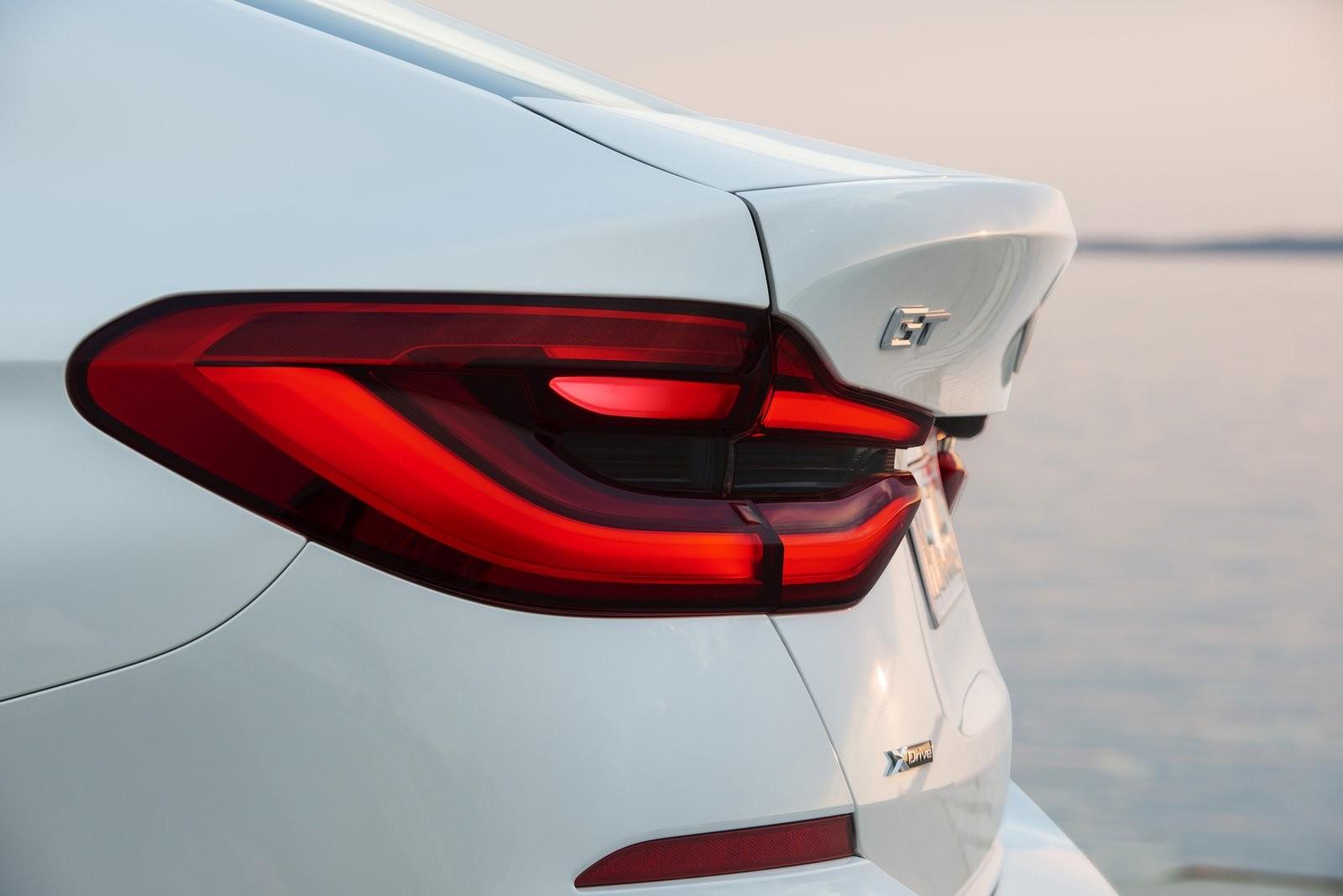 Foto de BMW Serie 6 Gran Turismo (53/54)