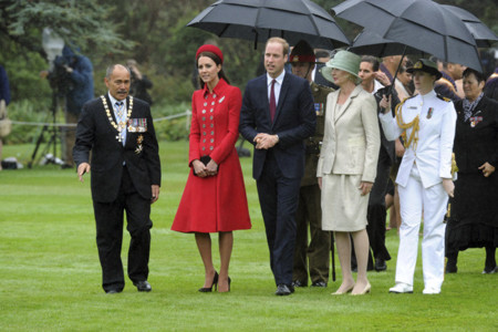Kate Middleton Catherine Walker look