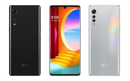 Nuevo LG Velvet 4G: ahora, con el Snapdragon 845, sin 5G y más barato