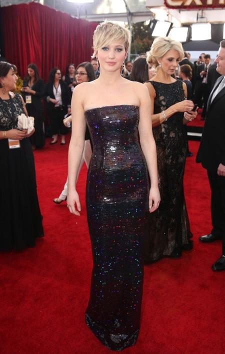Jennifer Lawrence  premios SAG 2014
