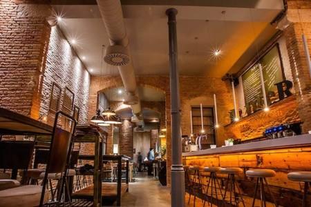 Llamber, aquella taberna gastronómica para los que buscan algo distinto