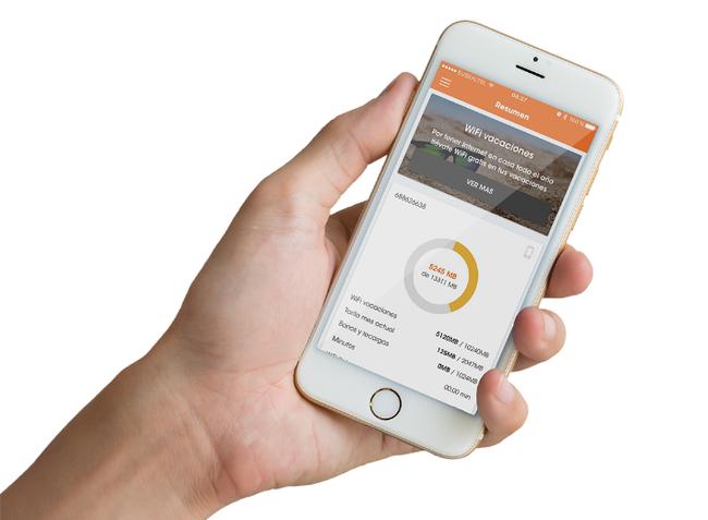 Euskaltel regala a sus usuarios convergentes 2 bloques de cinco GB(Gigabyte) para gastar cuando quieran