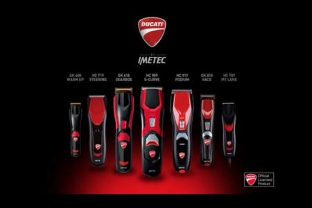 Ideas muy cool para regalar el día del padre, como estas afeitadoras Ducati