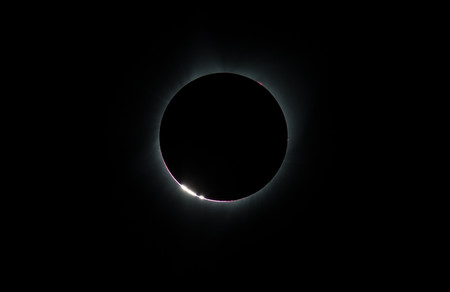 Eclipse Solar 2017 Nasa 9