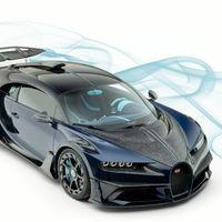 El Bugatti Chiron de Mansory es el brutal ultracoche aún más agresivo para cuando 1.500 CV no son suficientes