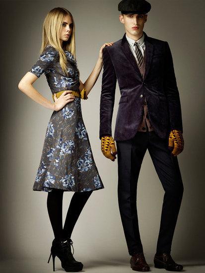 Foto de Burberry Prorsum Pre-Fall 2012: el perfecto gusto inglés (11/15)