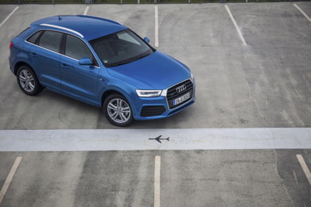 Audi Q3, ahora en versiones Attraction, Design Edition y Sport Edition