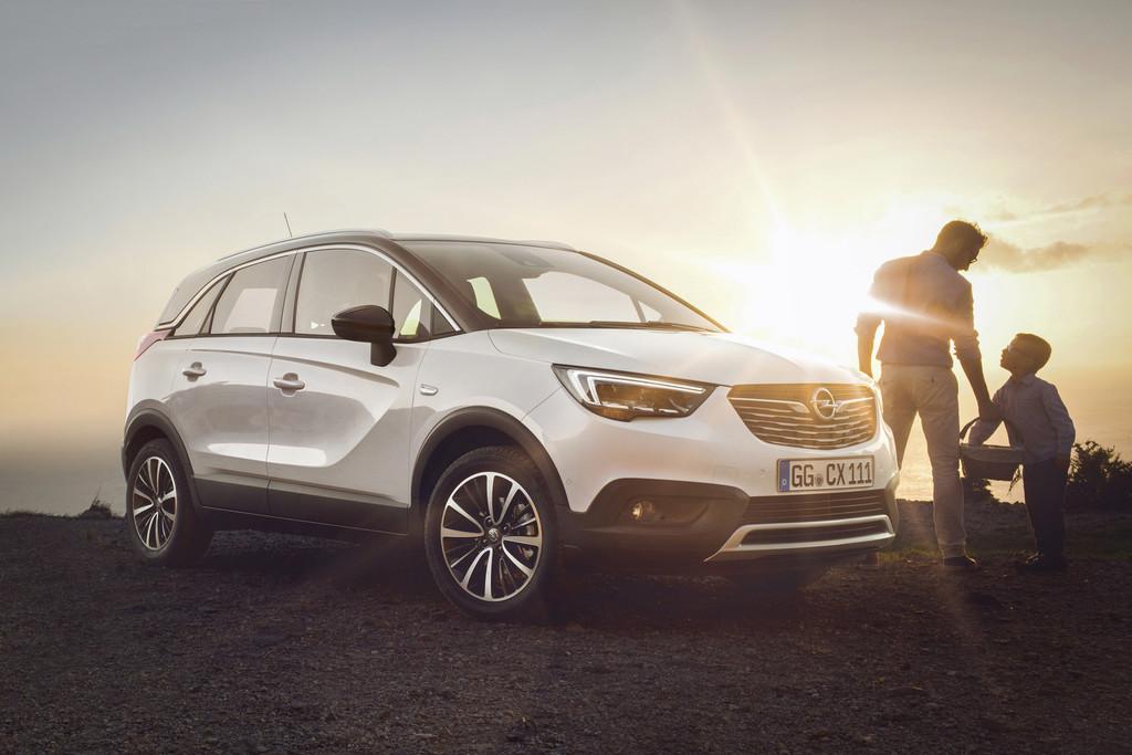 Opel Crossland X 130