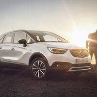 El Opel Crossland X es el hermano del Mokka X pensado para hacer ciudad y carretera