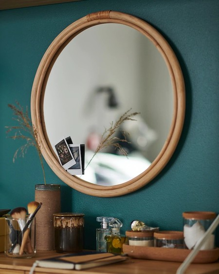 Hindas Mirror Rattan 0938790 Ph