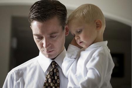 """En el pediatra: """"No sé, eso es cosa de su madre"""""""