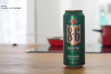 Bavaria 8.6 Absinthe, la cerveza que quería ser absenta y se quedó en anisete