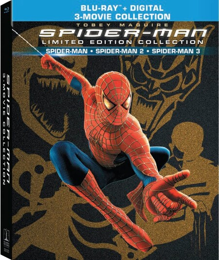 Películas de Spider-Man en Amazon México
