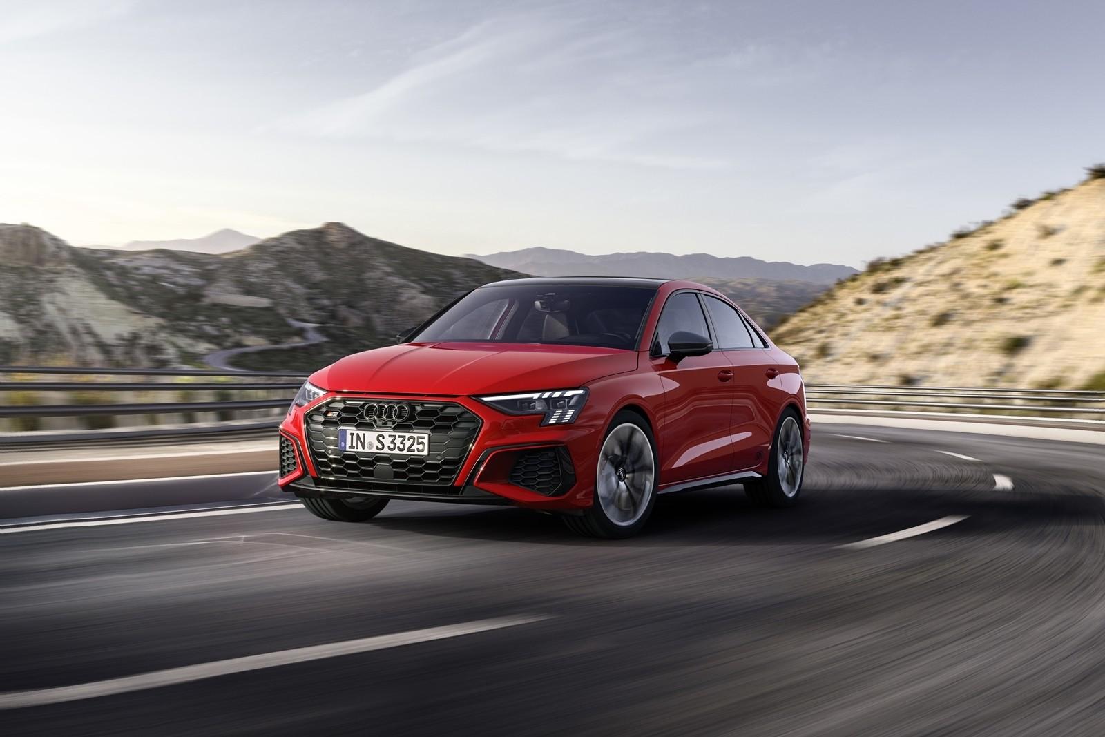 Foto de Audi S3 2020 (11/54)