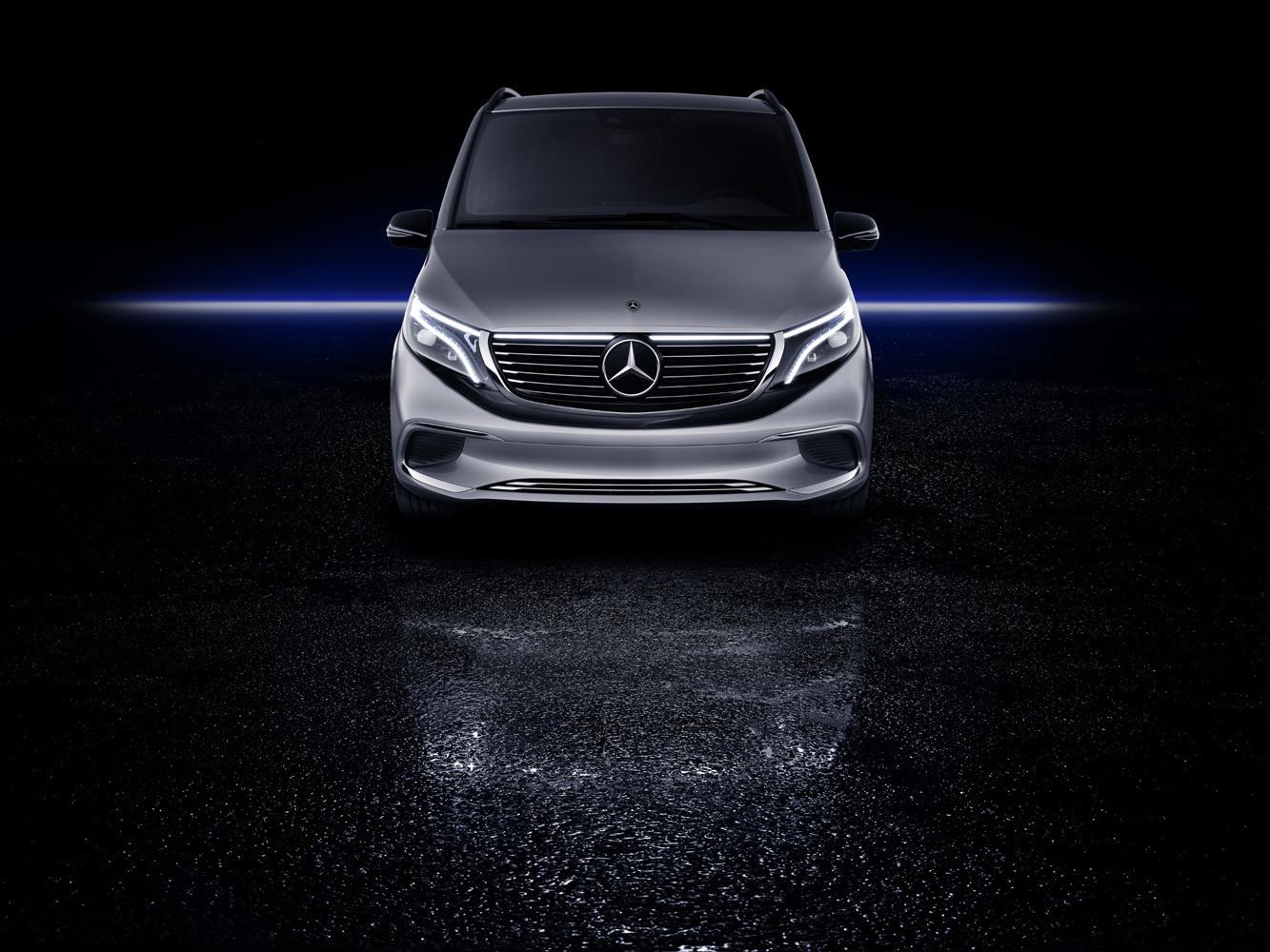 Foto de Mercedes-Benz EQV (7/10)