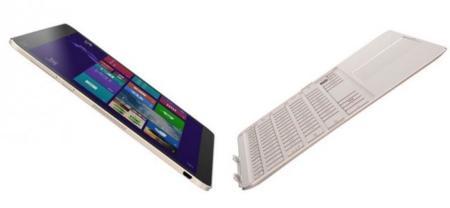 Delgadez extrema en el ASUS Transformer Book T300 Chi que además integra soporte LTE