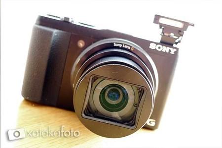 Sony HX50V, análisis