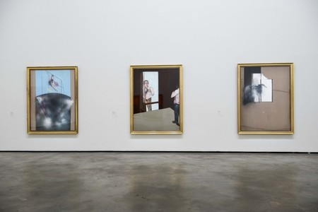 Francis Bacon Install Gugeenheim Bilbao 1024x683