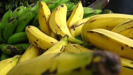 Mascarilla de plátano para hidratar tu cabello