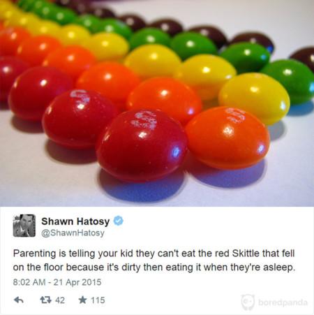 12 tuits que resumen la paternidad con humor