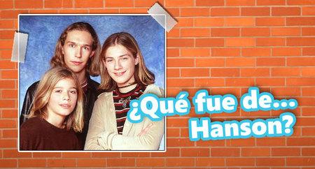 ¿Qué fue de... los hermanos Hanson?