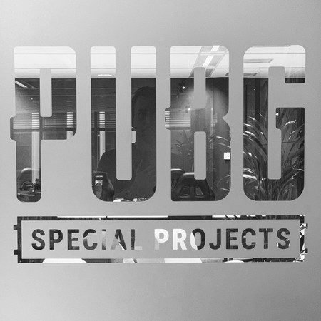 PUBG Special Projects