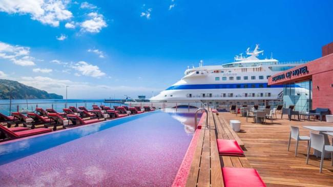 Pestana CR7, así es el primer hotel de Cristiano Ronaldo en Funchal
