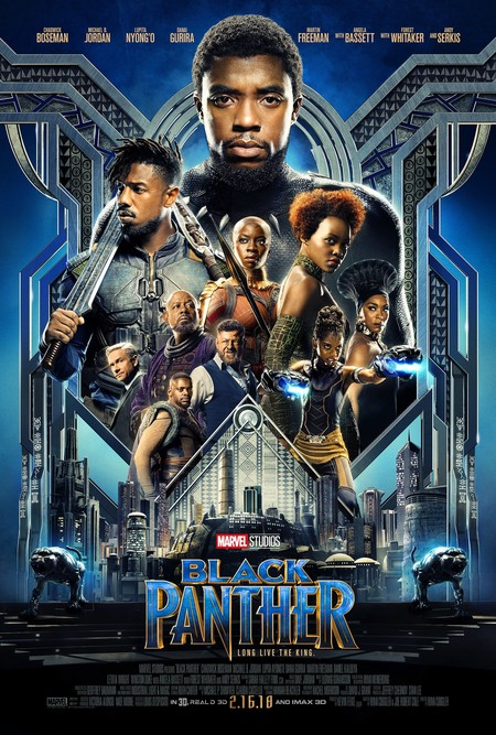 Cartel final de Black Panther