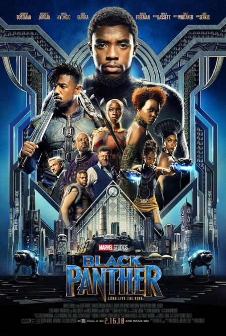 Cartel final de Black Panther