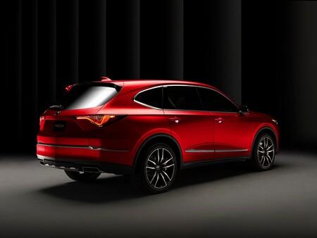 Acura Mdx Prototype 2022 23